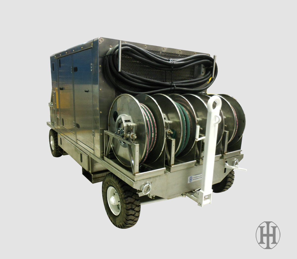 Hydraulics Hydraulics International Inc