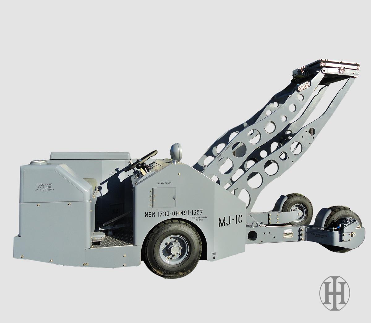 Weapons Loaders Hydraulics International Inc